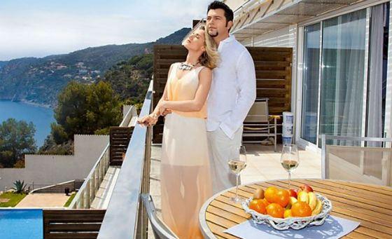 Свадьба Ковальчук и Чумакова состоялась в Испании
