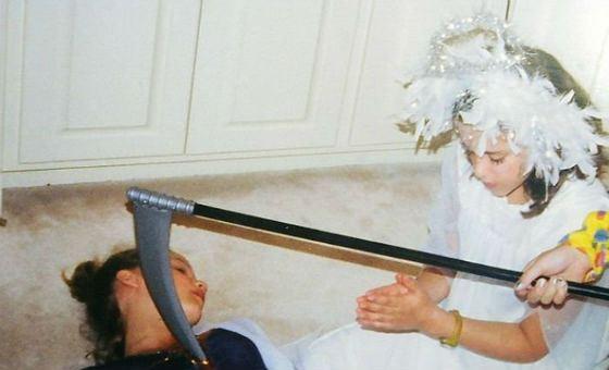Первые роли Дженнифер Лоуренс сыграла в домашних постановках