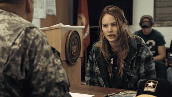 В фильме «Зимняя кость» Дженнифер Лоуренс пришлось очень рано повзрослеть