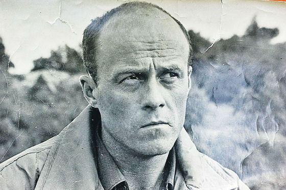 Станислав Говорухин в молодости