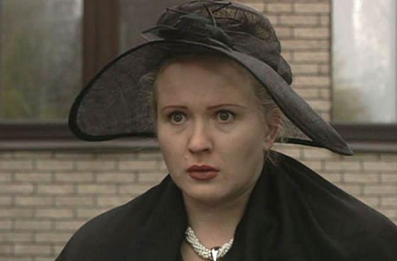 Олеся Жураковская мечтала стать актрисой