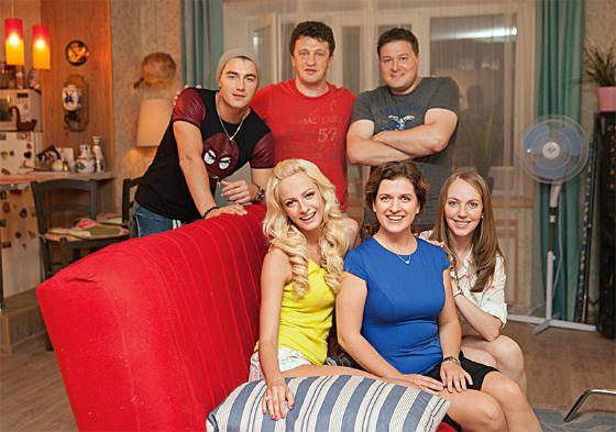 Звездный состав «Деффчонок» с Полиной Максимовой