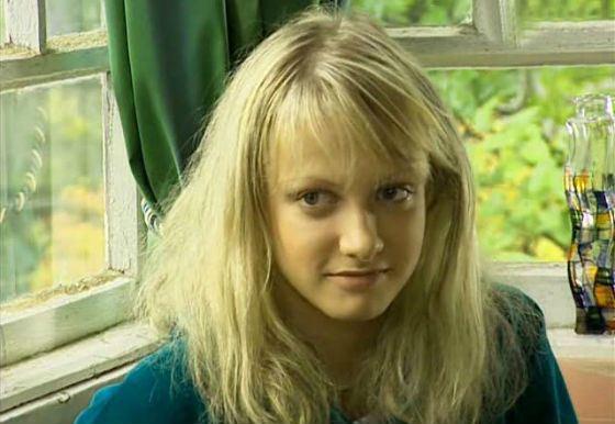 Полина Максимова в сериале «Возьми меня с собой»