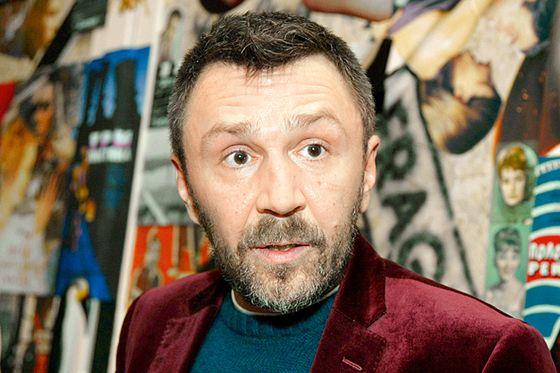 Сергей Шнуров - лидер группы «Ленинград»