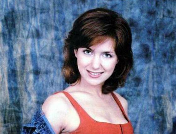 Екатерина Климова на заре карьеры
