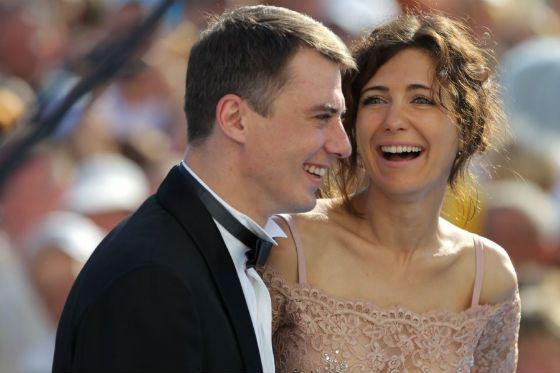 Климова и Петренко расписались 31 декабря 2004 года