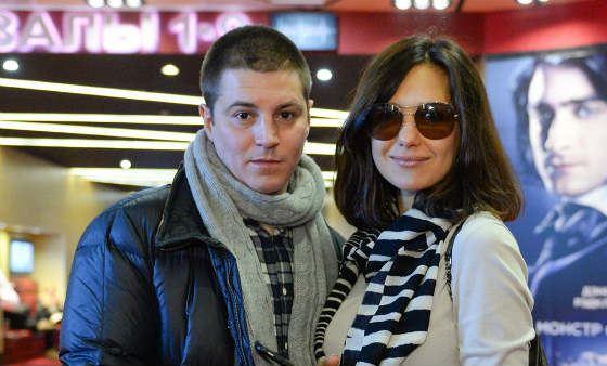 Екатерина Климова и Гела Месхи