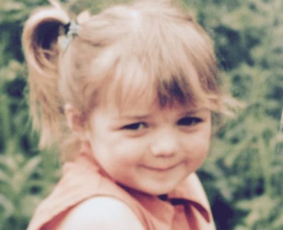 Мэйси Уильямс в детстве