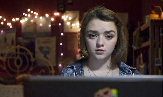 В «Кибер-терроре» Мэйси Уильямс сыграла жертву хакера