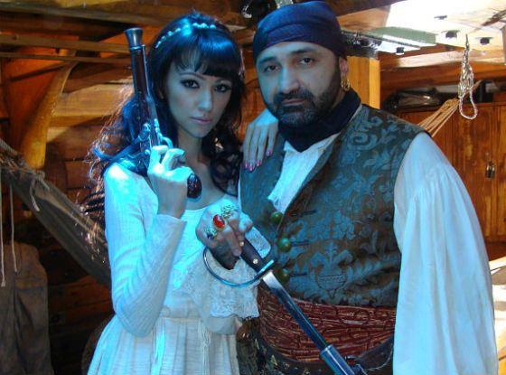Согдиана и Башир Куштов