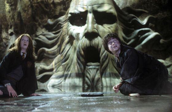 Кадр из фильма «Гарри Поттер и Тайная комната»