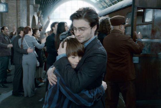 «Гарри Поттер и Дары смерти II»: финальная сцена