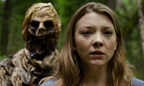В «Лесу призраков» Натали Дормер столкнулась с японскими демонами