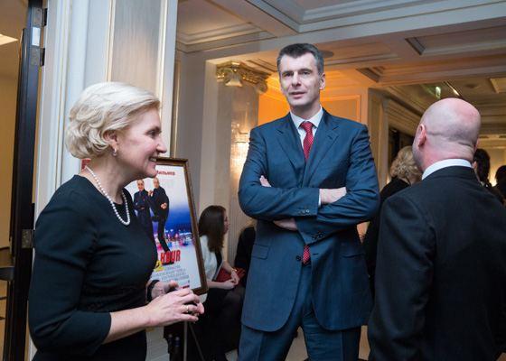 Ольга Голодец была правой рукой Михаила Прохорова