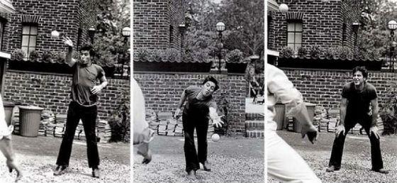 В юности Аль Пачино мечтал стать профессиональным спортсменом