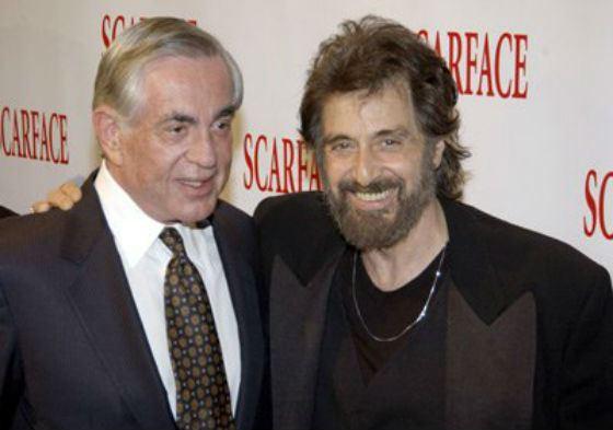 Дружба Аль Пачино и Мартина Брегмана продолжалась много лет