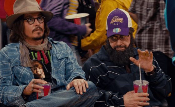 Камео Аль Пачино и Джонни Деппа («Такие разные близнецы»)