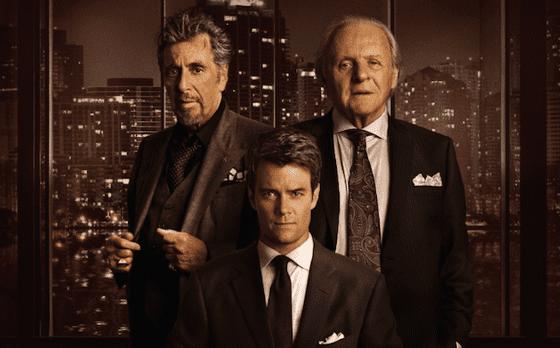 Старая гвардия Голливуда: Аль Пачино и Энтони Хопкинс