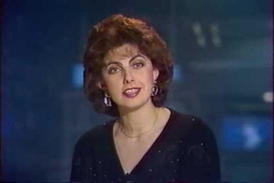Татьяна Миткова в молодости