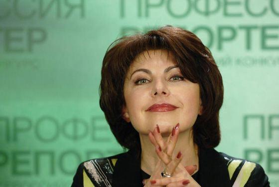 Татьяна Миткова - главред Службы информации НТВ