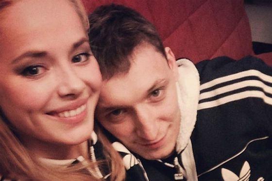 Молодой человек Зои Бербер – Александр Синегузов