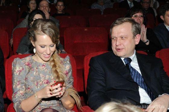 Отношения Собчак и Капкова длились недолго