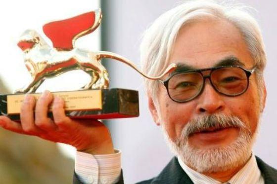 Хаяо Миядзаки – многократный лауреат Венецианского кинофестиваля
