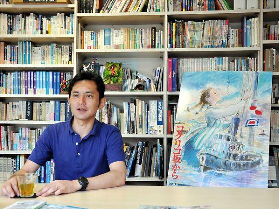 Горо Миядзаки по-прежнему считает отца гениальным аниматором