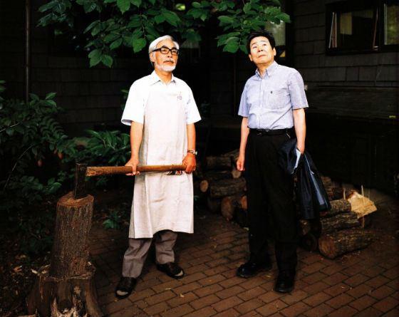 Миядзаки и Такахата – дружба, пережившая испытание временем