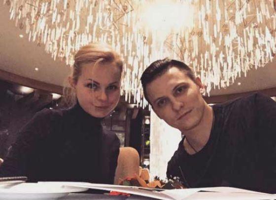 Алиса Вокс и Дмитрий Бурмистров