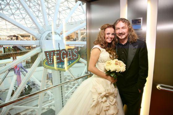 Фото со свадьбы Юлии Проскуряковой и Игоря Николаева