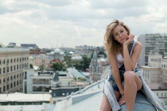 «Крыша мира»: Ирина Старшенбаум играет смелую девушку Олю Шубину