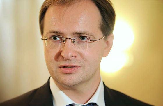 Владимир Мединский – министр культуры РФ