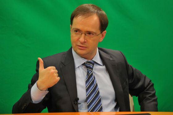 2012 год: Владимир Мединский назначен министром культуры