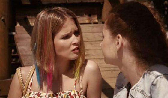 Лукерья Ильяшенко в сериале «Земский доктор. Возвращение»