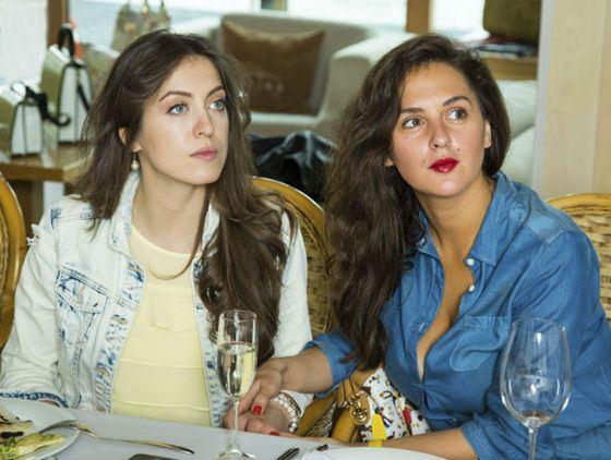 Звезды «Сладкой жизни»: Мария Шумакова и Анастасия Меськова