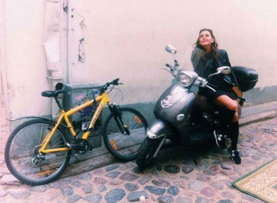 В данный момент Мария Шумакова живет в Риге