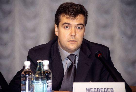 2000 год: Дмитрий Медведев – Первый замруководитель Администрации президента
