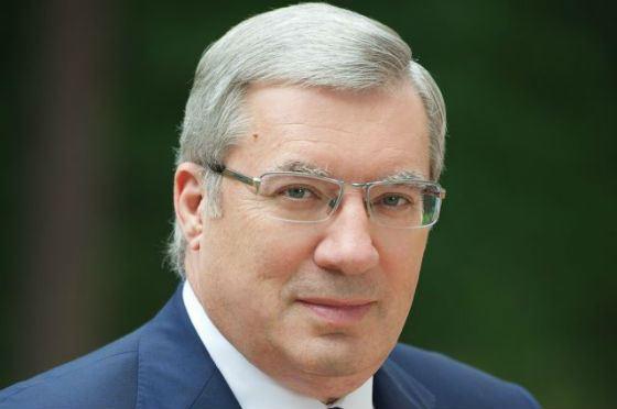 Бывший губернатор Красноярского края Виктор Толоконский