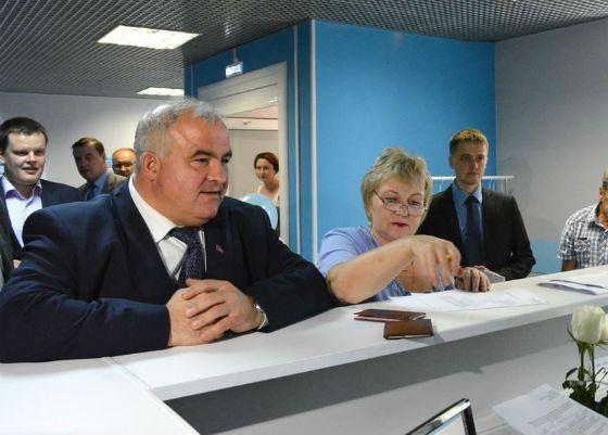Сергей Ситников инспектирует медицинские учреждения Костромы