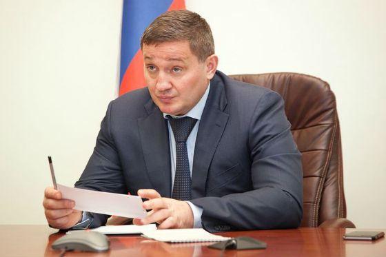В 2016 Андрей Бочаров продолжал трудиться на благо Волгоградской области