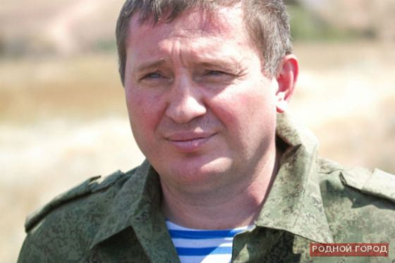 В молодости Андрей Бочаров строил карьеру военного