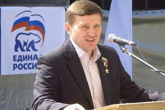 Андрей Бочаров – член «Единой России»