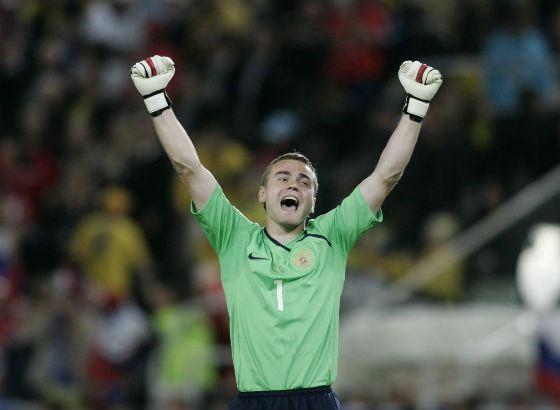 2008 год: третье место на Евро