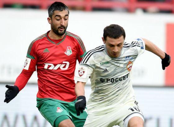 2016: Александр Самедов – один из лучших игроков «Локомотива»