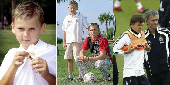 Профессиональное становление Дениса Черывшева прошло в Испании