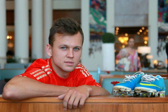 Евро-2016 Денис Черышев пропустил из-за травмы