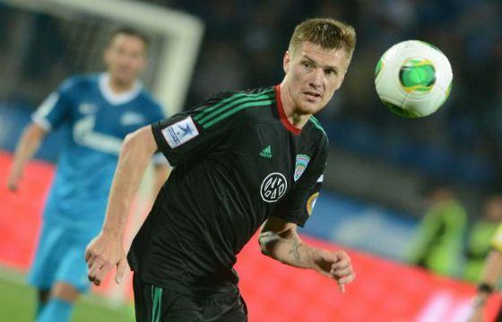 Олег Иванов – один из лучших футболистов «Терека»
