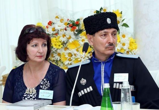 Рамазан Абдулатипов с женой