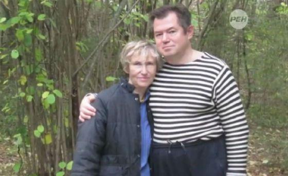 Сергей Глазьев и его супруга Ольга